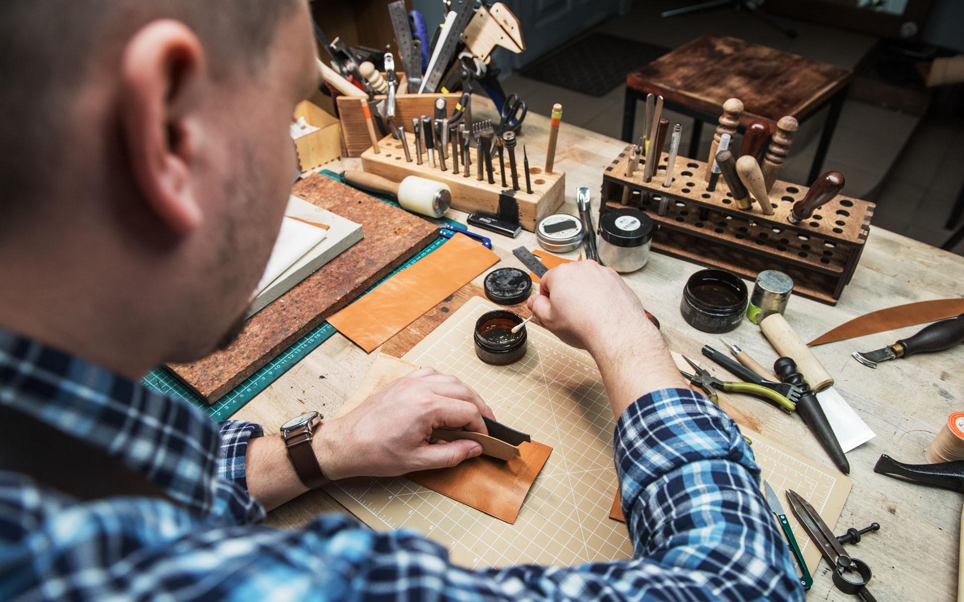 工藝與藝術的兼併,傳統與流行的完美融合